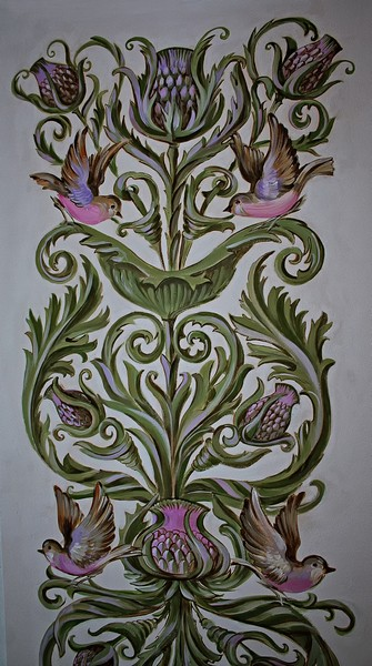 An example of the ornament
